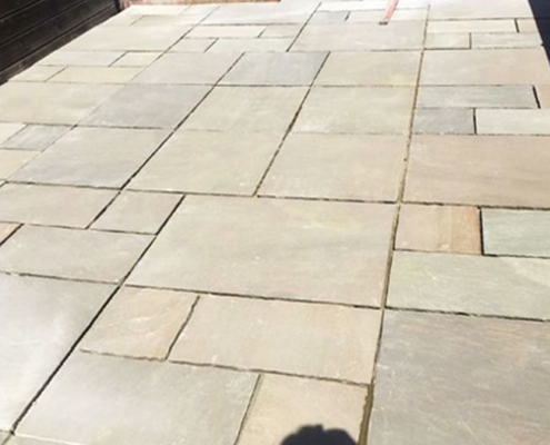 natrual stone driveways Leicester
